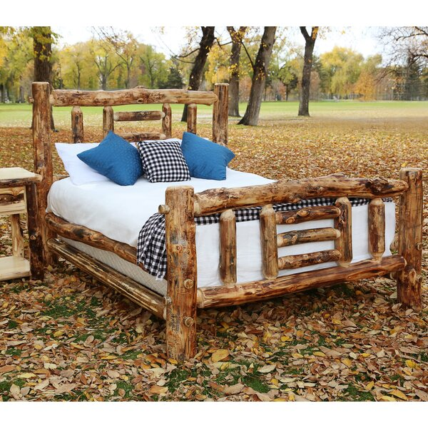 Ellesmere Retreat Standard Bed by Loon Peak