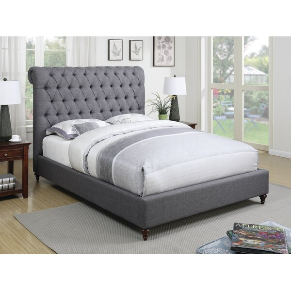 Reviews Alina Upholstered Standard Bed By Willa Arlo Interiors 2019 Online