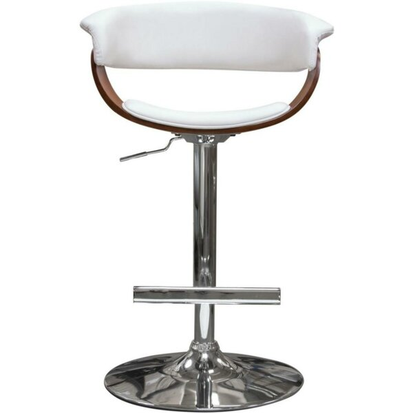 Raeann Adjustable Height Bar Stool by Orren Ellis Orren Ellis