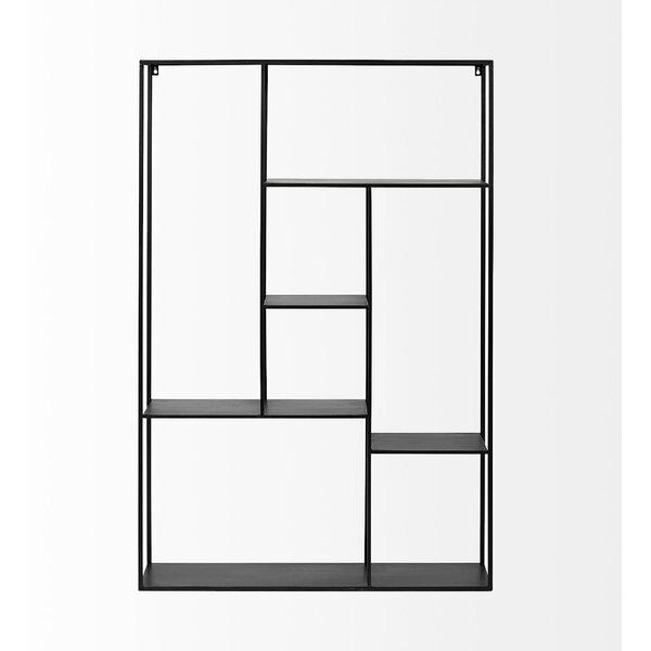 Cahaba Geometric Bookcase By Latitude Run
