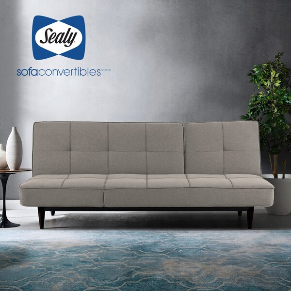 Victor Full Split Back Convertible Sofa By Sealy Sofa Convertibles