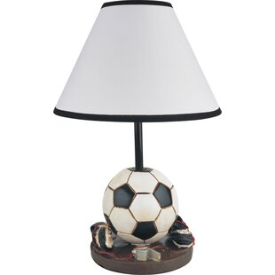 Inexpensive Sports Soccer 16 Table Lamp By Sintechno