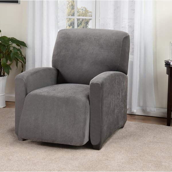 Day Break Box Cushion Recliner Slipcover by Kathy