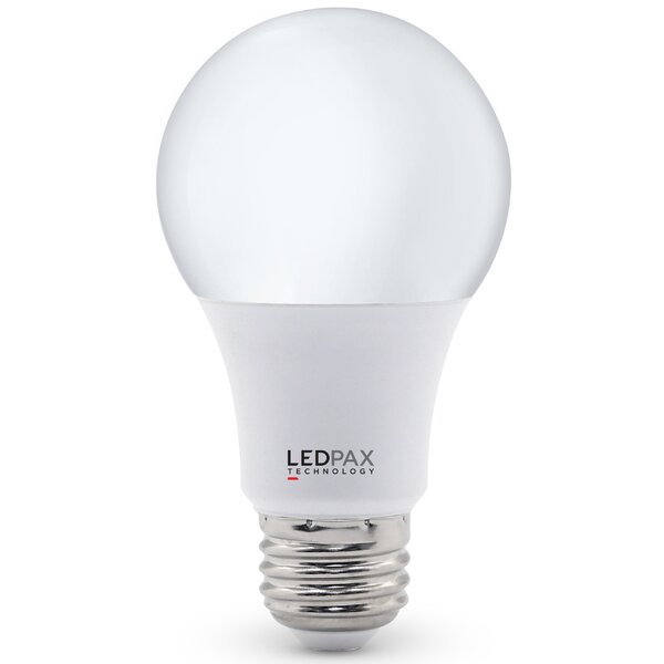 9W E26 Dimmable LED Light Bulb (Set of 6) by LEDPAX Technology
