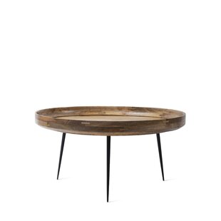 Bowl Coffee Table with Tray Top