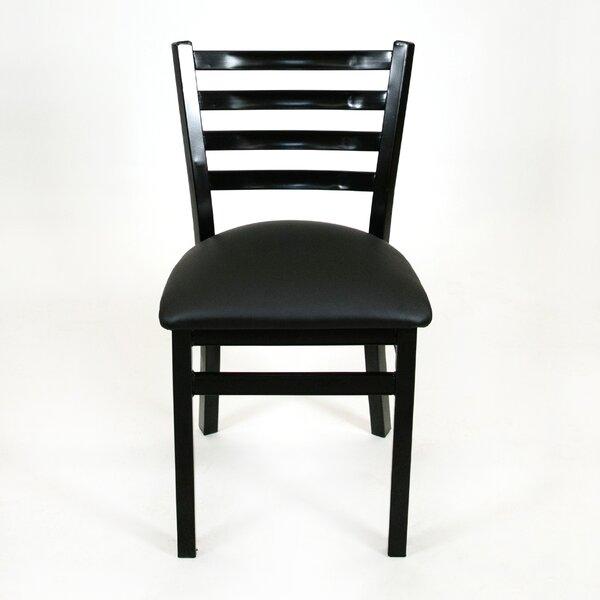 Hinnenkamp Ladder Back Dining Chair by Latitude Run