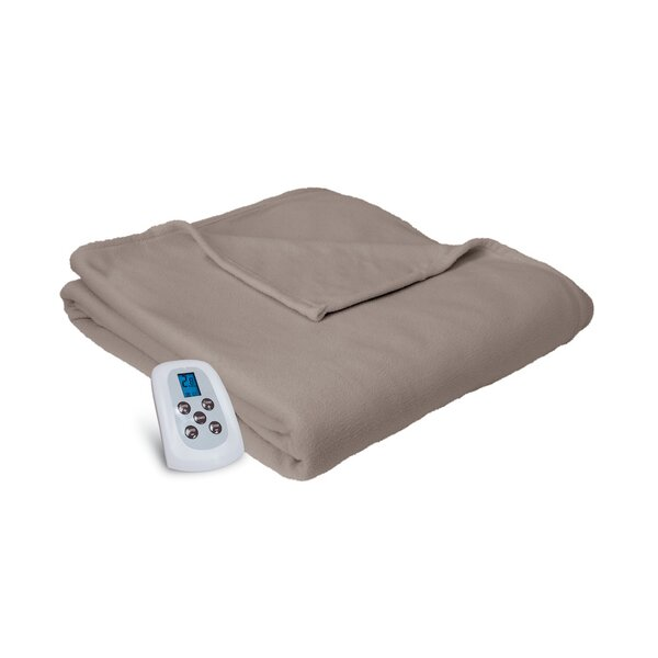 Electric Heated Blanket by Serta