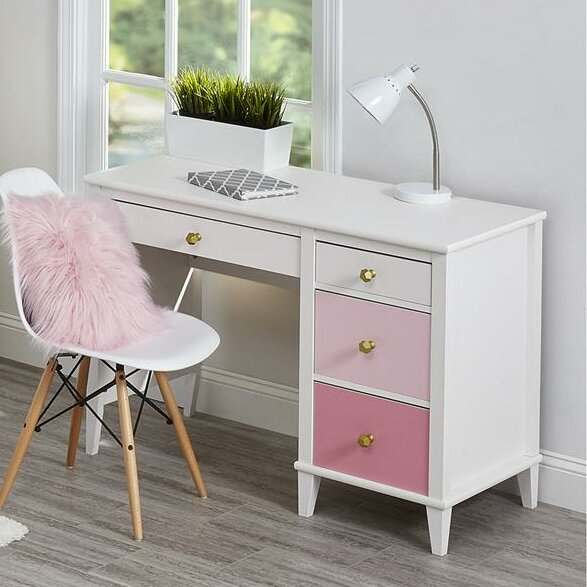 Monarch Hill Poppy 41.62  Writing Desk by Little S