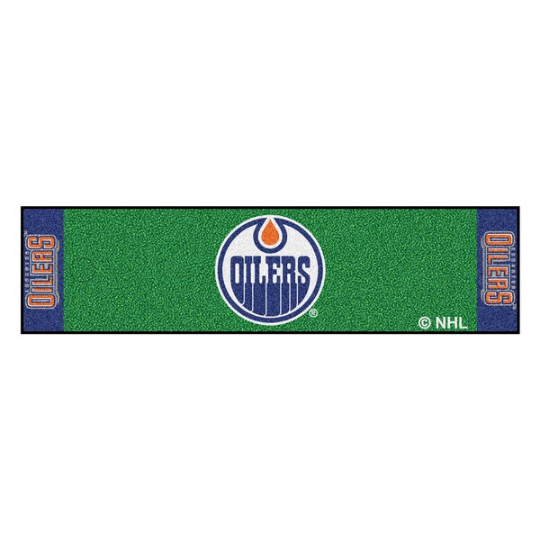 NHL - Edmonton Oilers Putting Green Doormat by FANMATS