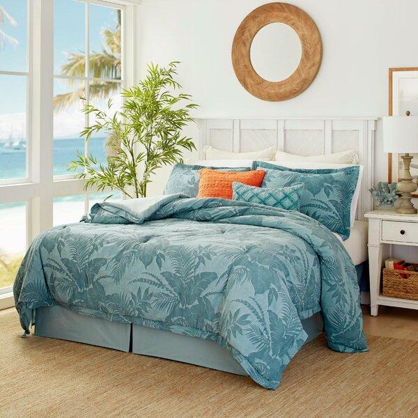 Abalone Cotton Reversible Comforter Set