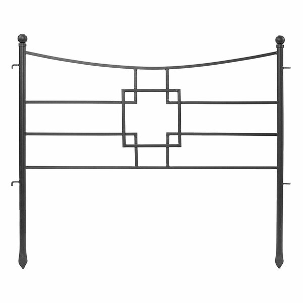 31.5 in. x 36 in. Square-on-Squares Fence Section by ACHLA