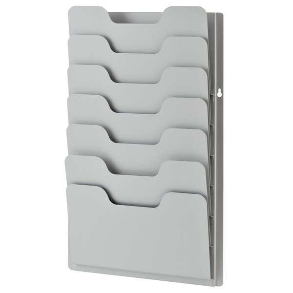 7 Pocket Data Rack by Buddy Products