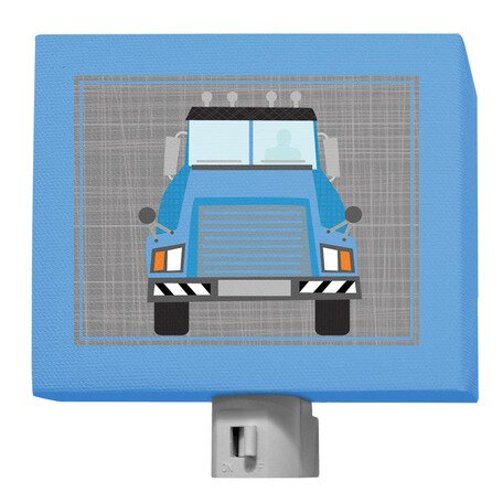 Ways To Wheel - Mac Truck Night Light by Oopsy Daisy