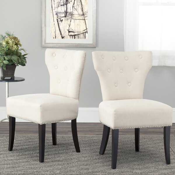 Creline Side Chair (Set of 2) by Alcott Hill
