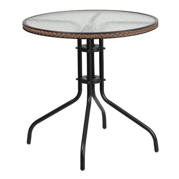 Christiane Round Bistro Table by Zipcode Design