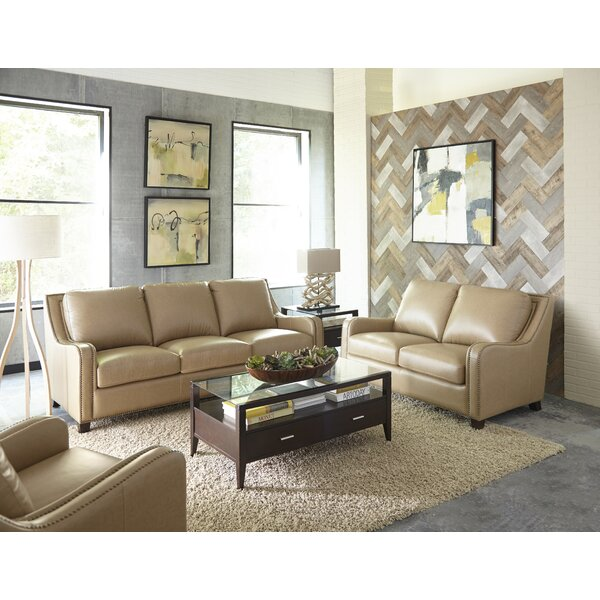 Howa Configurable Living Room Set by Darby Home Co