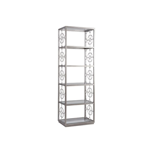 Metal Designs Etagere Bookcase by Artistica Home