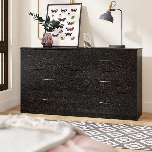 Warriner 6 Drawer Chest by Wrought Studio