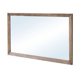 modern wood picture frames. glenna wood framed wall mirror modern picture frames i