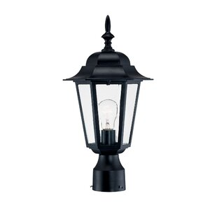 Camelot Outdoor 1-Light Lantern Head