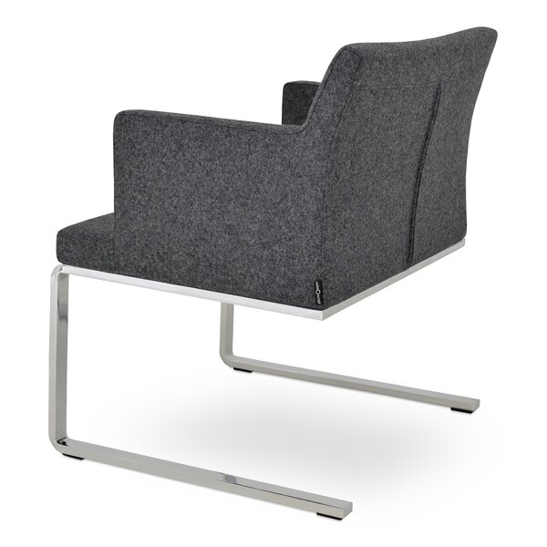 Flat Chair by sohoConcept