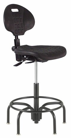 Self Skin Drafting Chair by Intensa