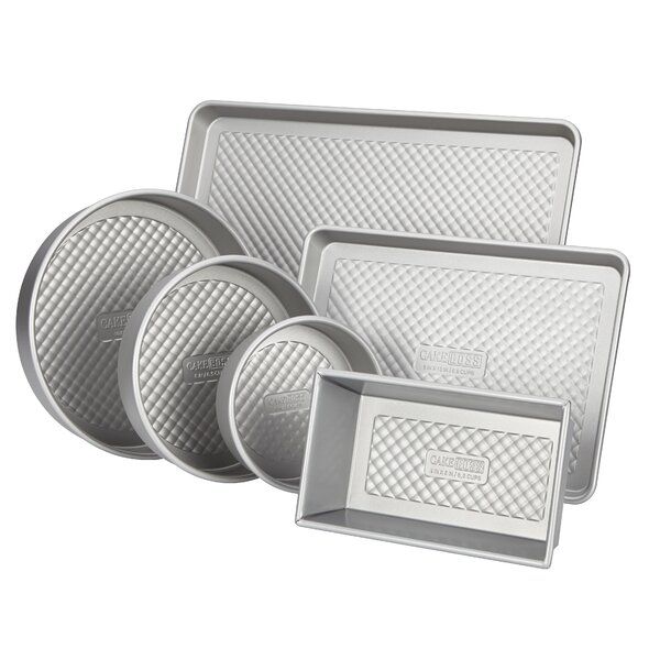 Professional 6 Piece Non-Stick Bakeware Set by Cake Boss