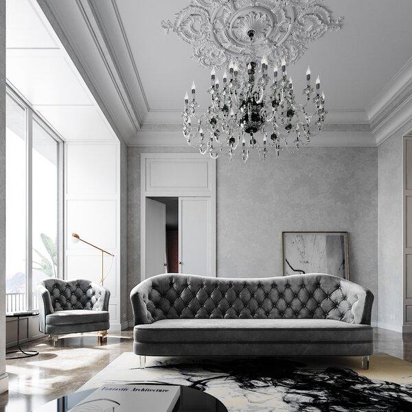 Savannah Configurable Living Room Set by Rosdorf Park