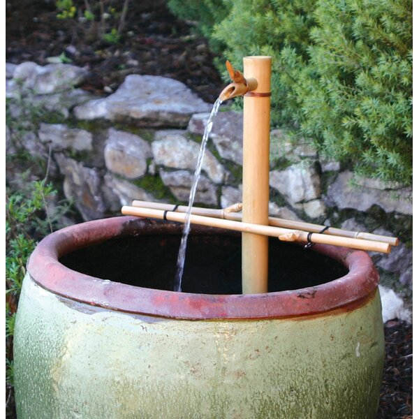 Adjustable Water Spout by Bamboo Accents