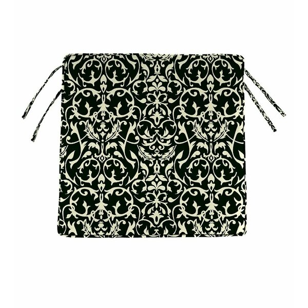 Dining Chair Cushions with Ties by Plow & Hearth
