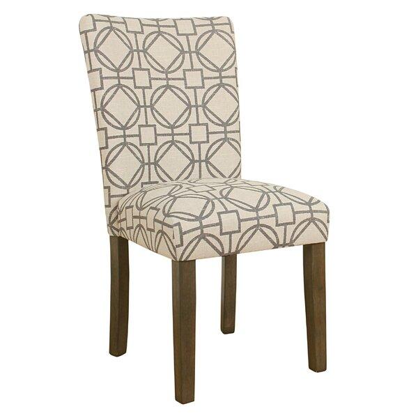 Briones Upholstered Dining Chair (Set of 2) by Brayden Studio