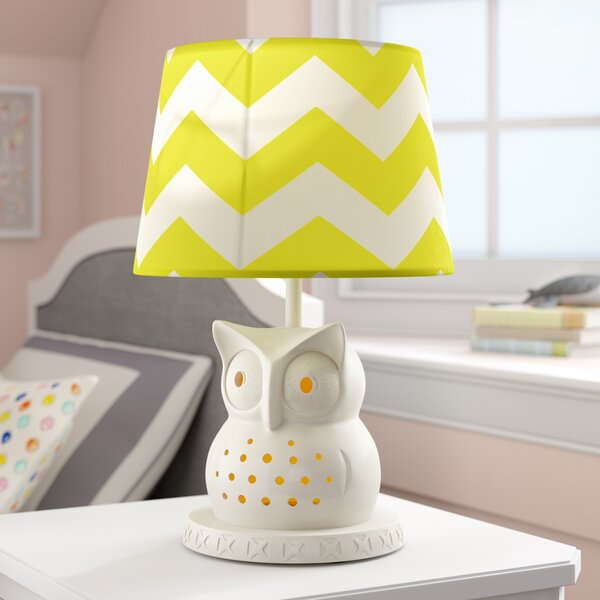 Oh-So-Wise 12.5'' Table Lamp by Birch Lane Kids™