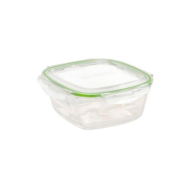 Facilita Hot Square Bowl 10 Oz. Food Storage Container by Marinex