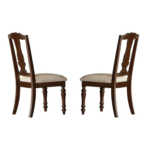Alaysia Upholstered Dining Chair (Set of 2) by Darby Home Co
