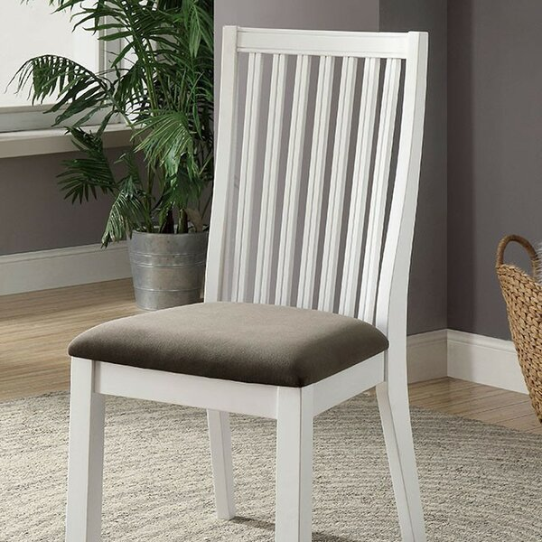 Gagne Dining Chair (Set of 2) by Rosecliff Heights