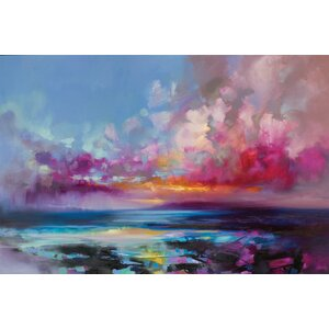 'Arran Glow' Print by East Urban Home