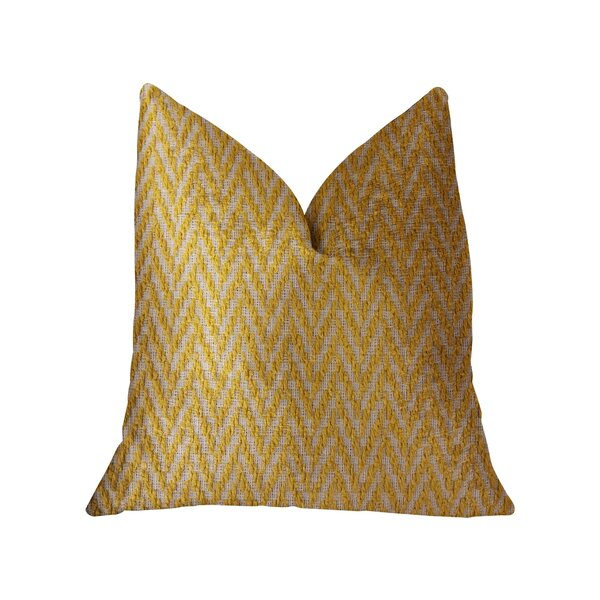 Zun Rise Luxury Pillow by Plutus Brands