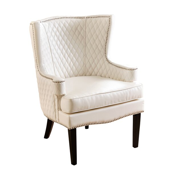 Berges Wingback Chair by House of Hampton