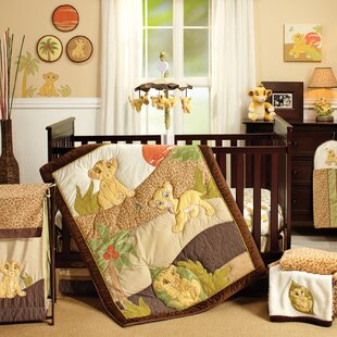 Look for Disney Lion King Simba's Wild Adventure Fitted Crib Sheet By Carter's®