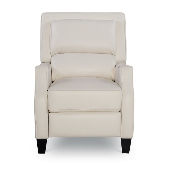 Bansom Manual Recliner By Alcott Hill