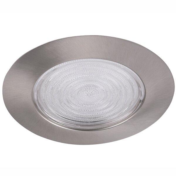 Line Voltage Shower 6 Recessed Trim (Set of 12) by Elegant Lighting