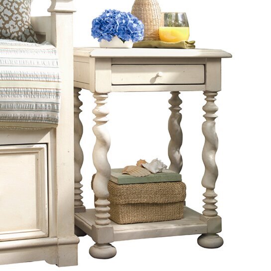 Bluhm End Table with Storage  by Darby Home Co