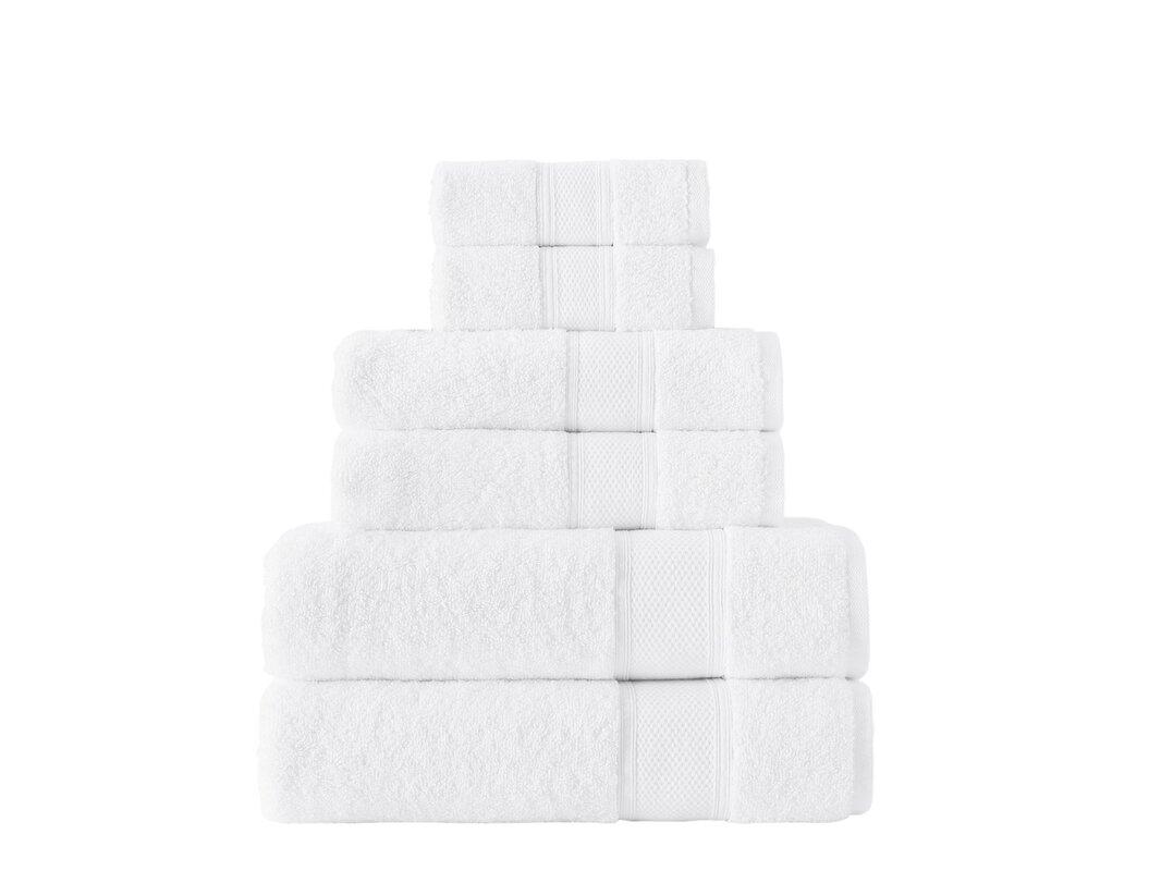 Aster 6-Piece Towel Set