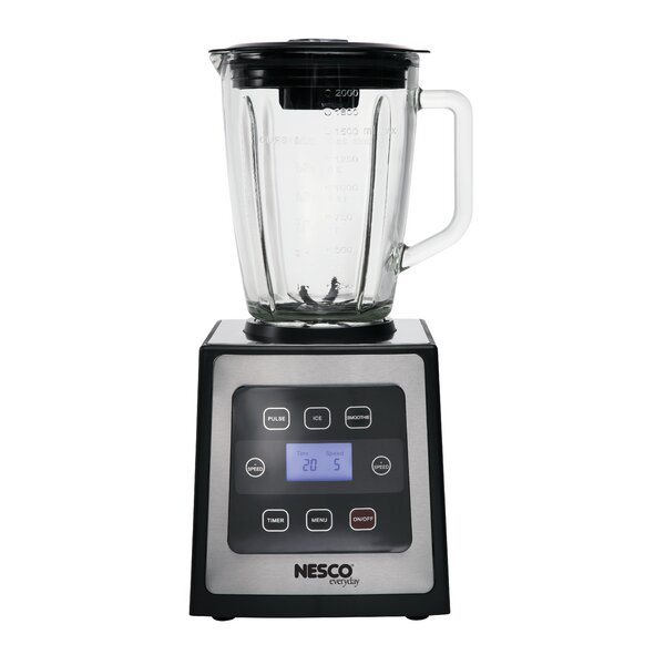 700 Watt Digital Blender by Nesco