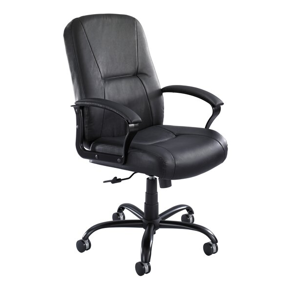 Serenity Genuine Leather Executive Chair