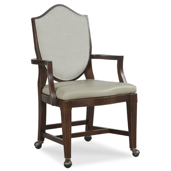 Veneta Upholstered Dining Chair by Fairfield Chair