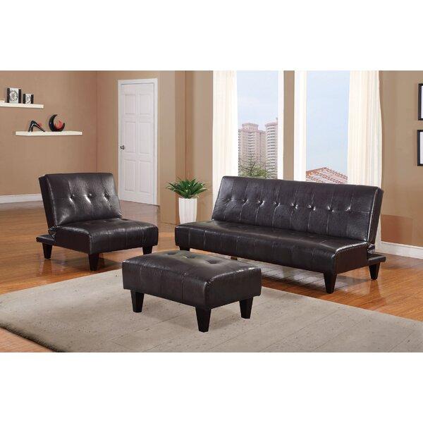 Oakes Sleeper Configurable Living Room Set by A&J Homes Studio