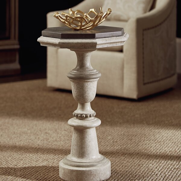 Carolin Spot End Table by One Allium Way