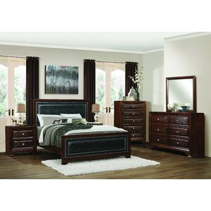 Beausejour Panel Configurable Bedroom Set by World Menagerie