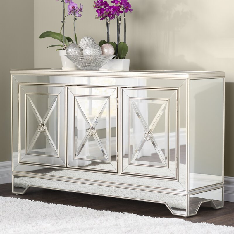 Keeney 3 Door Sideboard